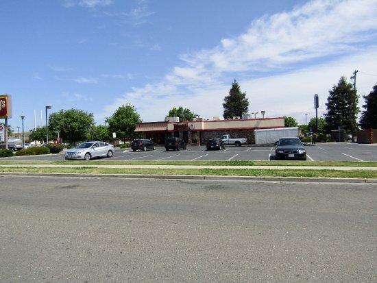 Merced, CA: Building