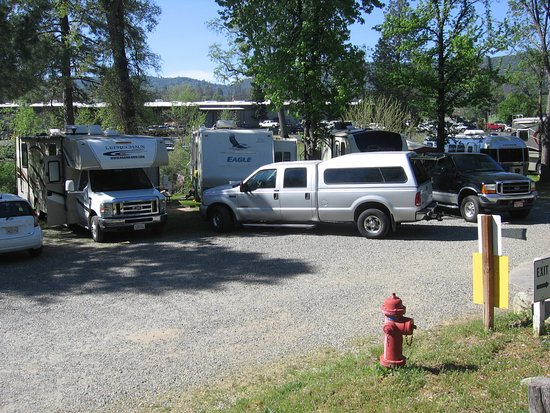 High Sierra RV Park Campground