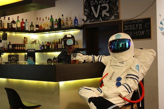 VRBA - The Virtual Reality Bar