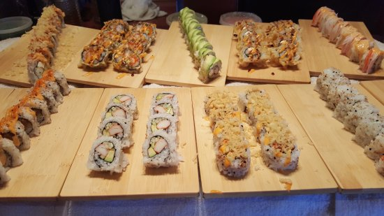 Belton, TX: Fresh Sushi Everytime!!!