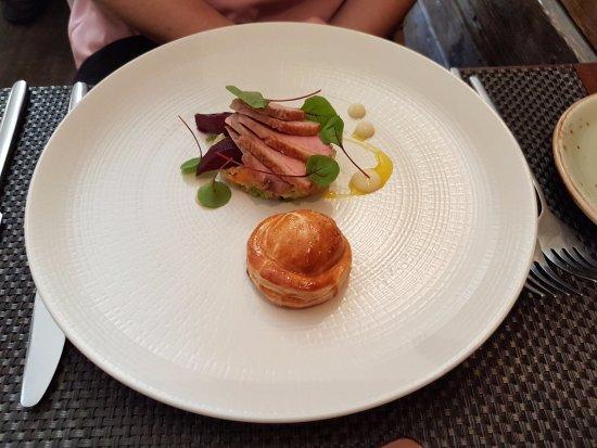 Purslane Restaurant Edinburgh United Kingdom