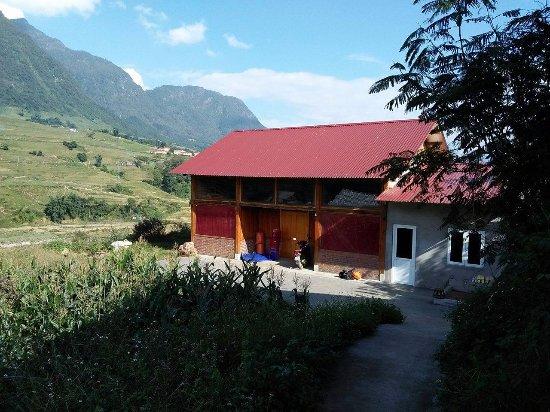 Entrance - Picture of Paradise Homestay, Sapa - Tripadvisor