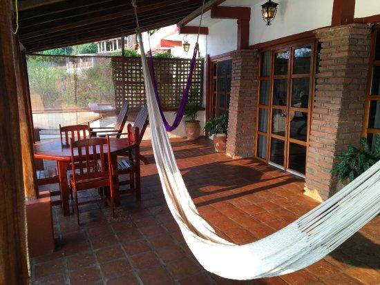 فيلاز كاريزاليلو: balcony view