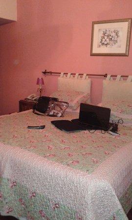 Hotel del Virrey: Habitación amplia