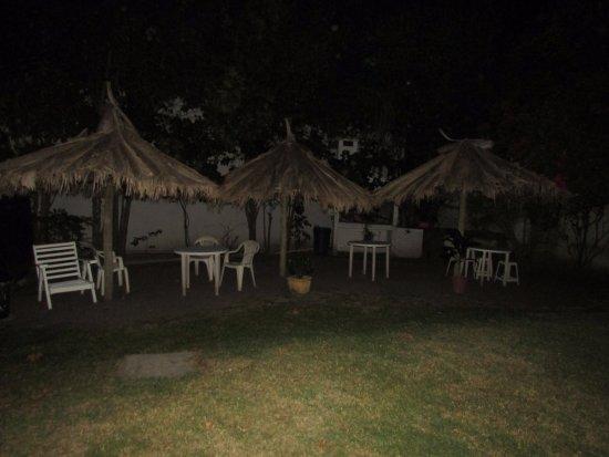 Hotel Esperanza & Artemisa Spa: quincho
