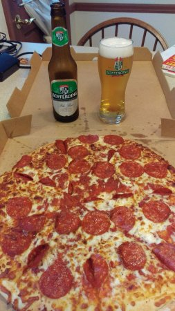 High Point, NC: Pepperoni Pizza and a Bofferding!