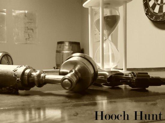 Camrose, แคนาดา: Hooch Hunt