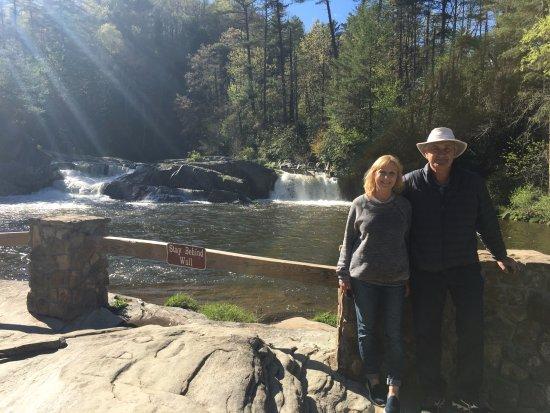 Linville Falls, Carolina del Norte: Upper Falls
