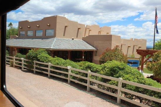 Clarkdale, AZ: Train depot