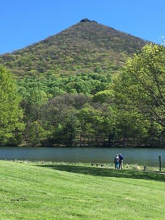Bedford, VA: Lake and Peak