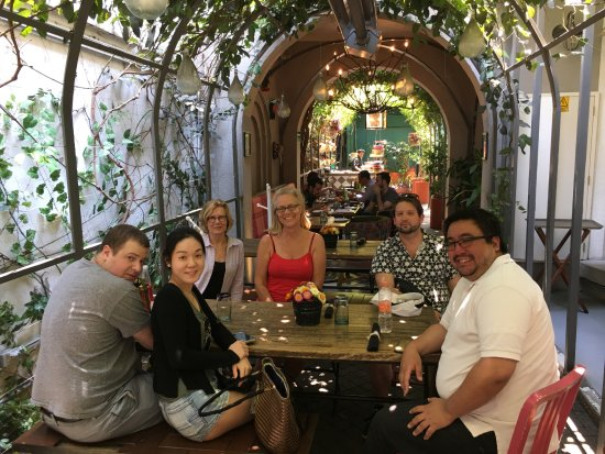 Sabores Mexico Food Tours: Our great group!