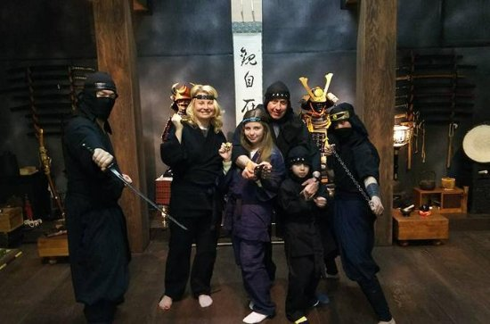 Entry Level Ninja Experience Tour