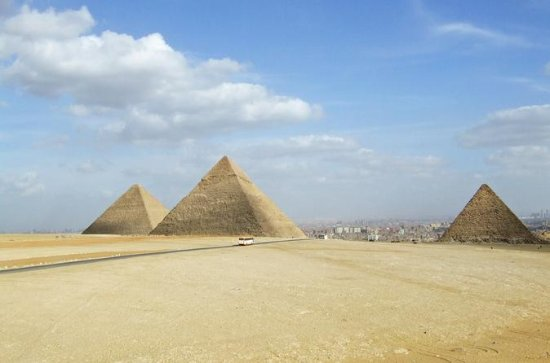 Viagem de um dia ao Cairo para as...