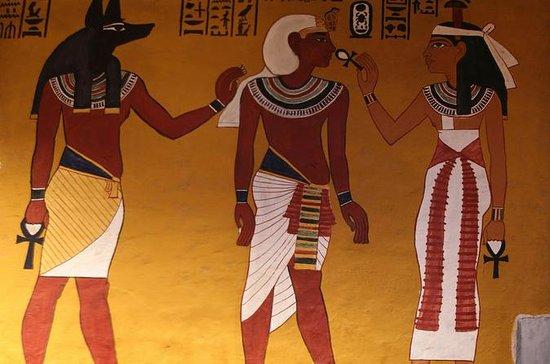 5-timers guidet tur til Pharaonic...