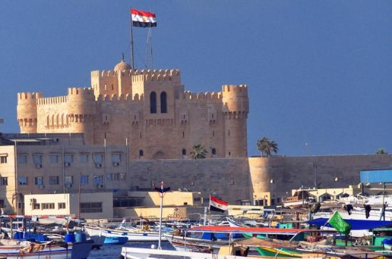 Excursão de dia inteiro a Alexandria...