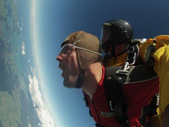 Kerikeri, New Zealand: Jump!