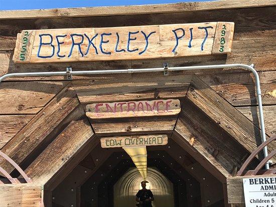 Berkeley Open Cut Mine - Butte, Montana