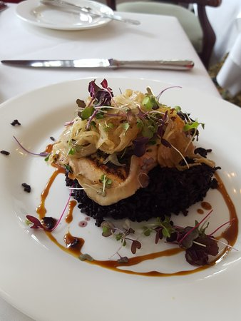 The Cliff House at Pikes Peak: Salmon