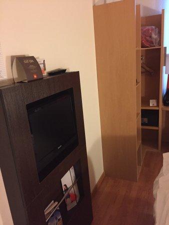 Hotel Ibis Moscow Paveletskaya: Interieur kamer