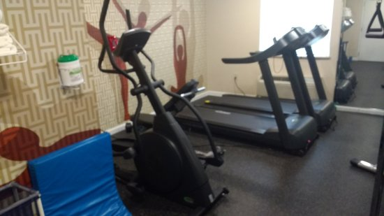 Jeffersontown, KY: Exercise room