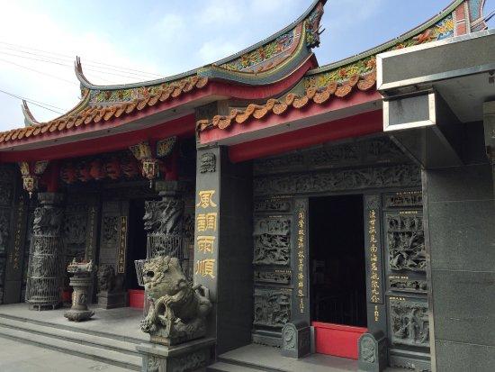 Fu Shan Temple