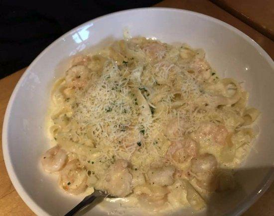 Olive garden minot menu prices restaurant reviews tripadvisor for Olive garden shrimp alfredo price