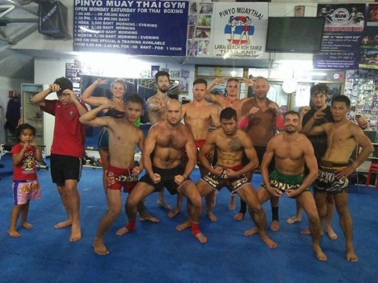 Wech Pinyo Muay Thai : photo0.jpg