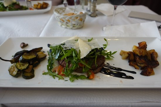 Al Bacio Lunch  Picture Of Al Bacio Luxembourg City  Tripadvisor