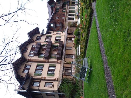 Wilderswil, Schweiz: Alpenrose Hotel and Gardens