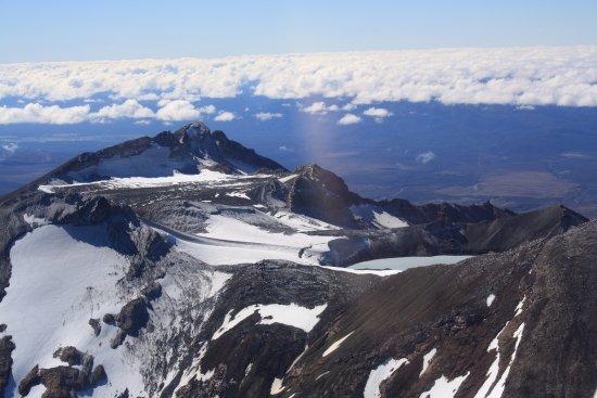 Mountain Air Scenic Flights Day Tour: Tongariro (2)