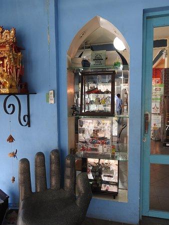 Mystic Place: foyer