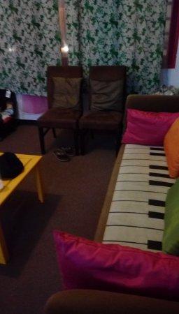 Mystic Place: listen room