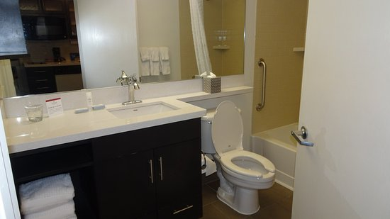 Candlewood suites jersey city updated 2017 prices - Average cost of a new bathroom 2017 ...