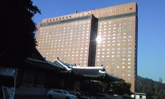 The Shilla Seoul: 韓国1,2の老舗ホテル