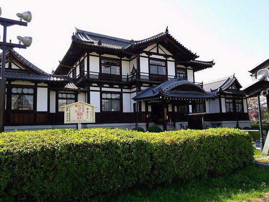 Kashihara, Japan: 優美な和洋式の建物