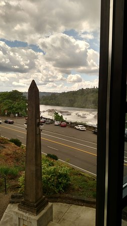 Willamette Falls, Oregon City