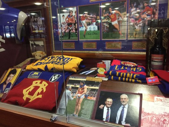 Fitzroy-Brisbane Lions Historical Society