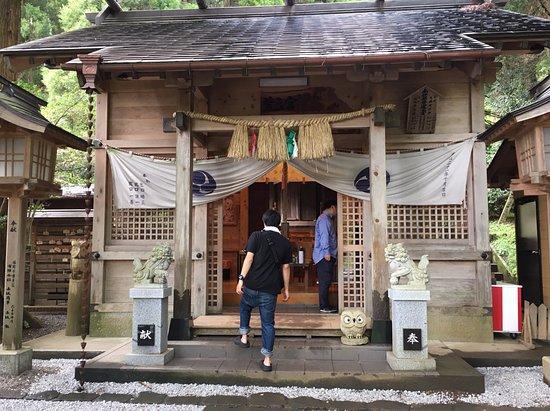 荒立神社 - 高千穂町、荒立神社...