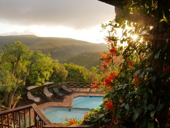 Waterval Boven, South Africa: Lever de soleil