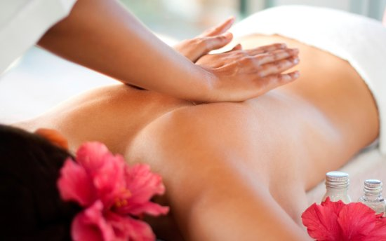 Nelly Bay, Αυστραλία: Hawaiian massage at Magnetic Bliss Massage