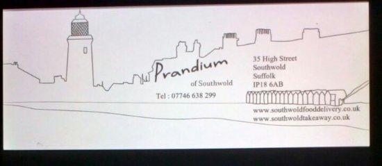 Prandium of Southwold