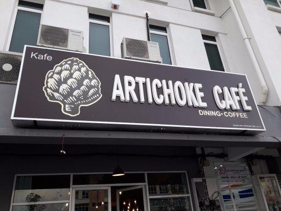 Баттерворт, Малайзия: Artichoke Cafe