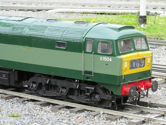 Gilling East, UK: Class 47