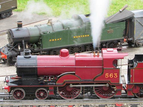 Ryedale Miniature Railway
