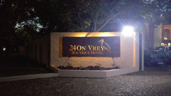 24 on Vrey Boutique Hotel