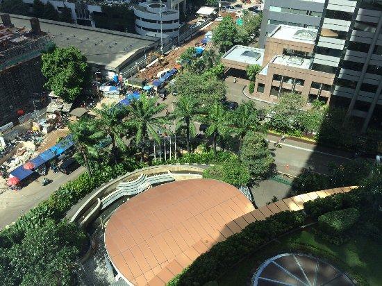 โรงแรมอินเตอร์คอนติเนนทัล จาการ์ตา มิดพลาซ่า รูปภาพ
