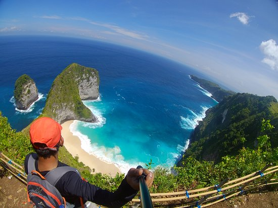 Nusa Penida, Indonezja: Kelingking Beach