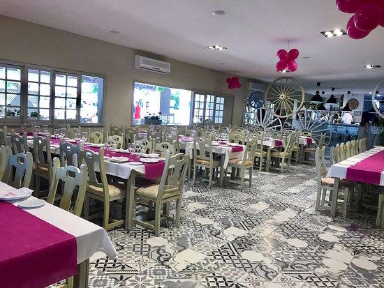 restaurante el rosal cordoba