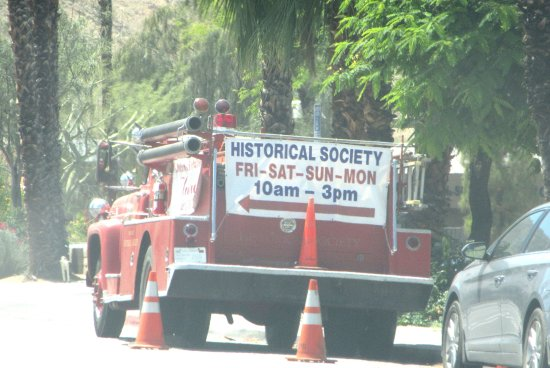 Palm Springs Historical Society: Historical Society, Palm Springs, CA