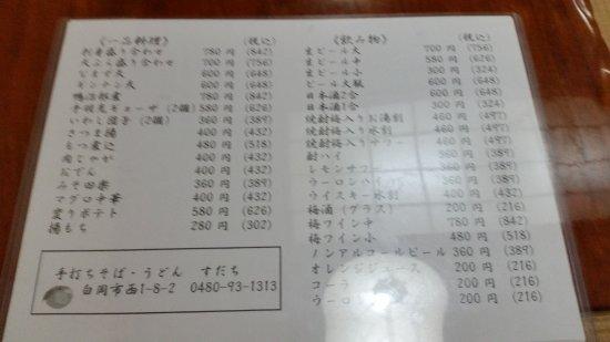 Shiraoka, Japan: すだち